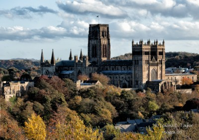 DH12 Durham Cathedral in Autumn