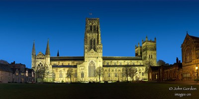DH34 Durham Cathedral