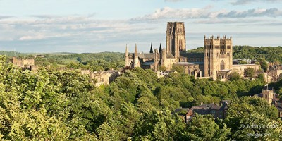 DH35 Durham Cathedral and Castle