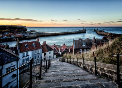 WH02 Whitby Twilight