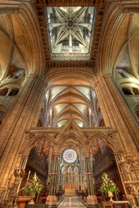 The Crossing, Durham Cathedral