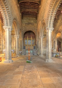 Galilee Chapel, Durham Cathedral