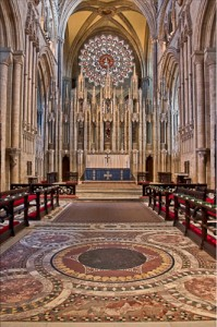 The High Altar, Durham Cathedral
